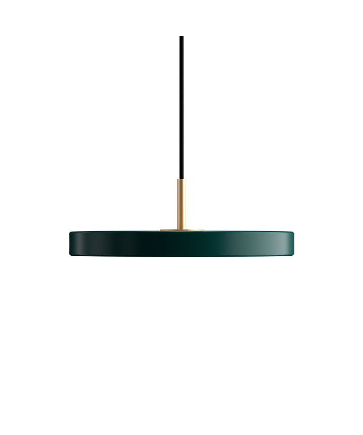 Image of   Asteria Mini Pendel Forest Green - UMAGE