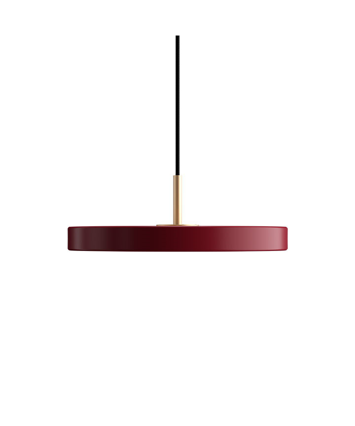 Image of   Asteria Mini Pendel Ruby Red - UMAGE