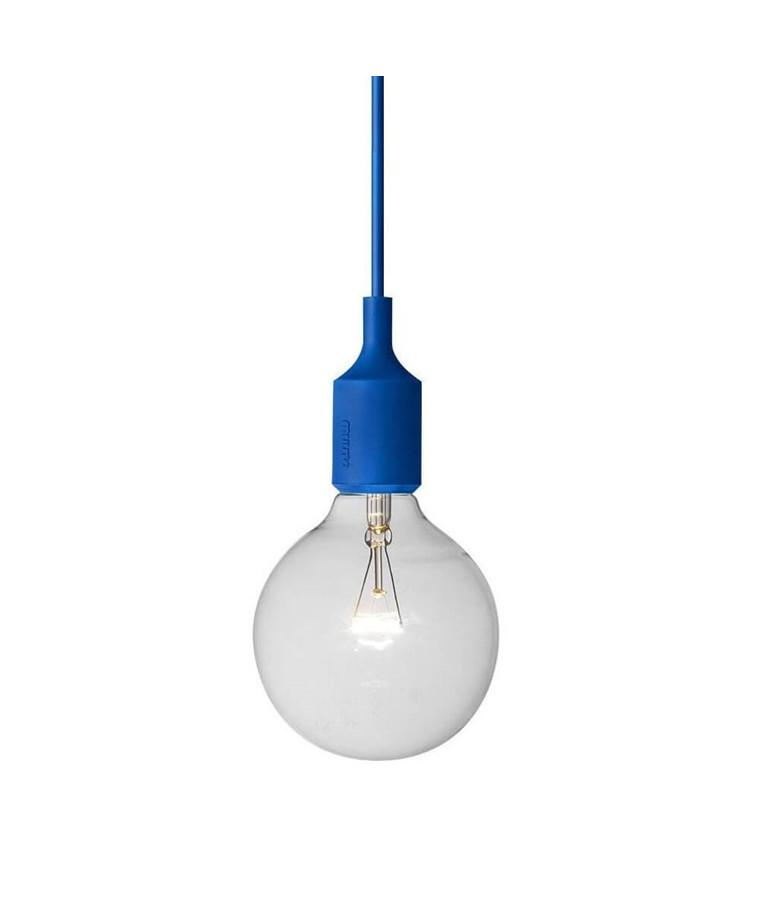 E27 Pendel Halogen Blue - Muuto