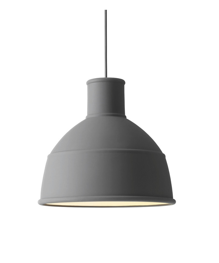Unfold Pendel Dark Grey - Muuto
