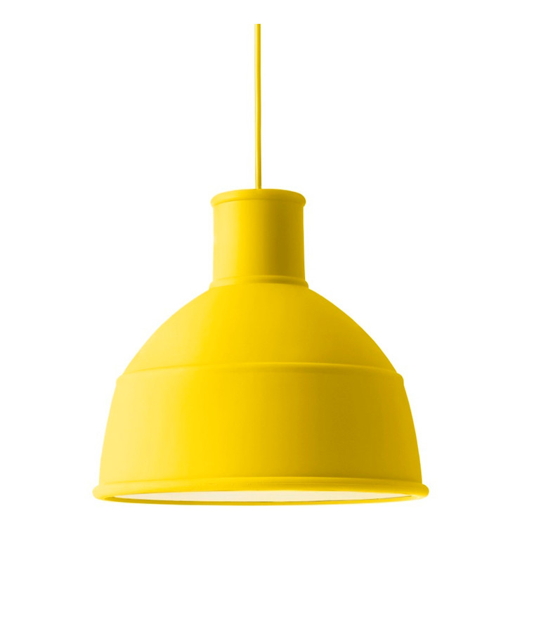 Unfold Pendel Yellow - Muuto
