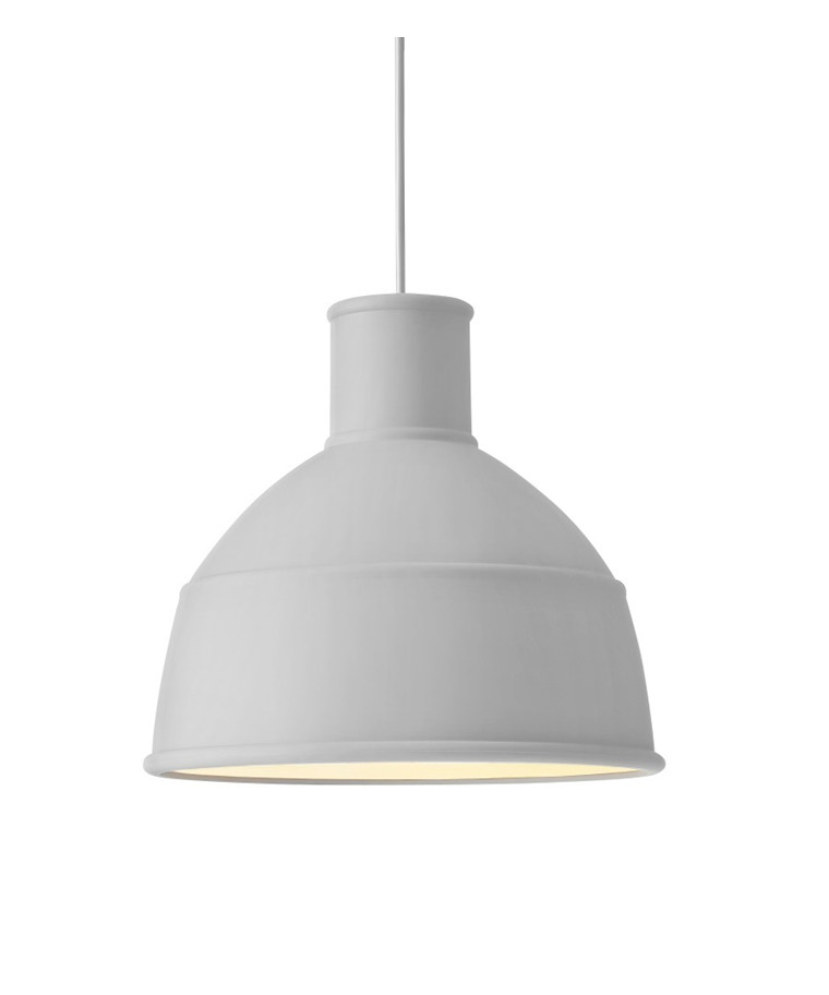 Unfold Taklampa Light Grey - Muuto