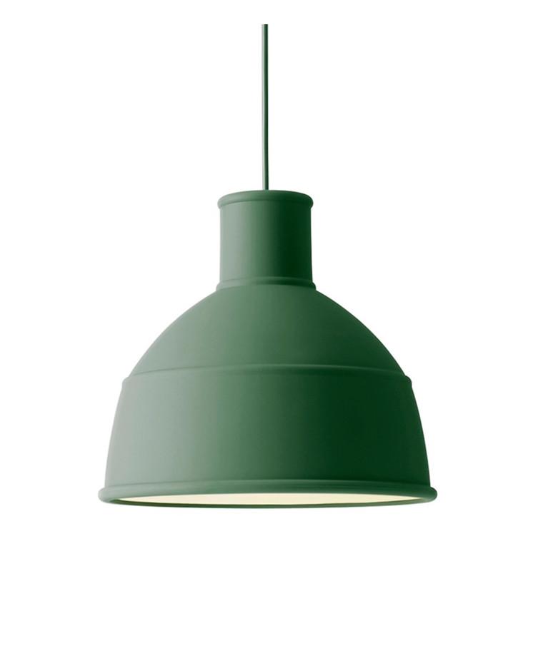 Unfold Pendel Green - Muuto