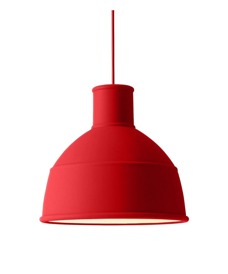 Unfold Pendel Dusty Red - Muuto