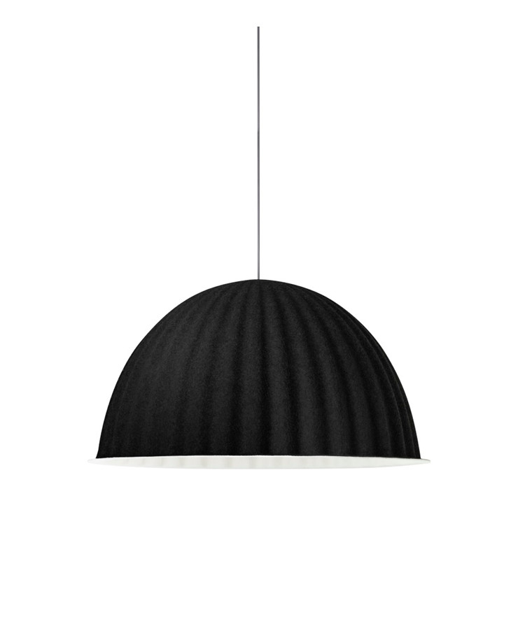 Under The Bell Taklampa Black - Muuto
