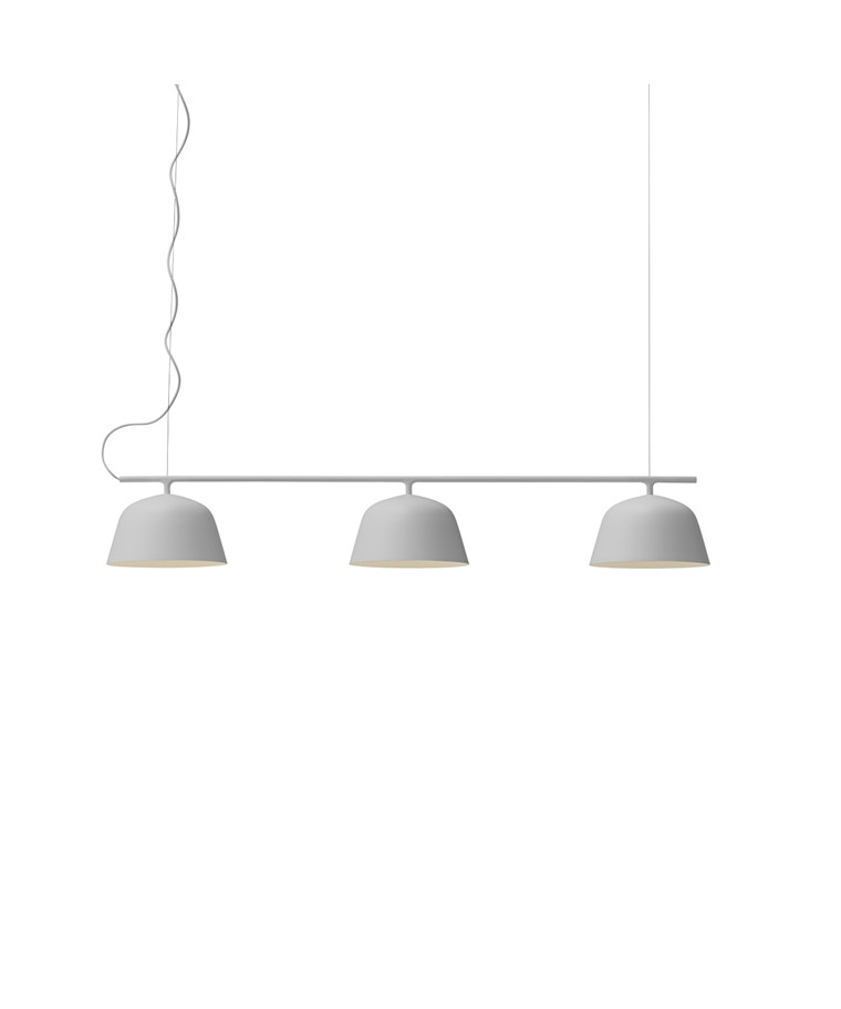Ambit Rail Taklampa Grey - Muuto
