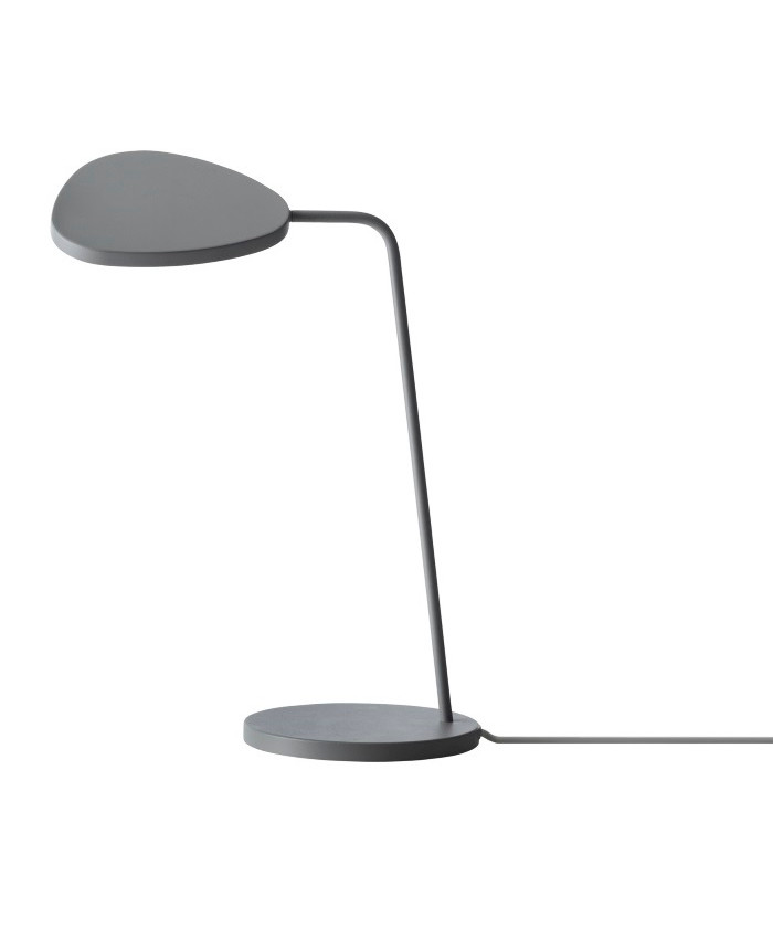Leaf Bordlampe Grey - Muuto