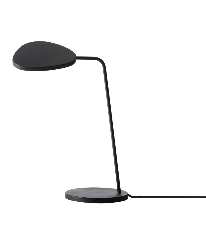 Leaf Bordslampa Black - Muuto