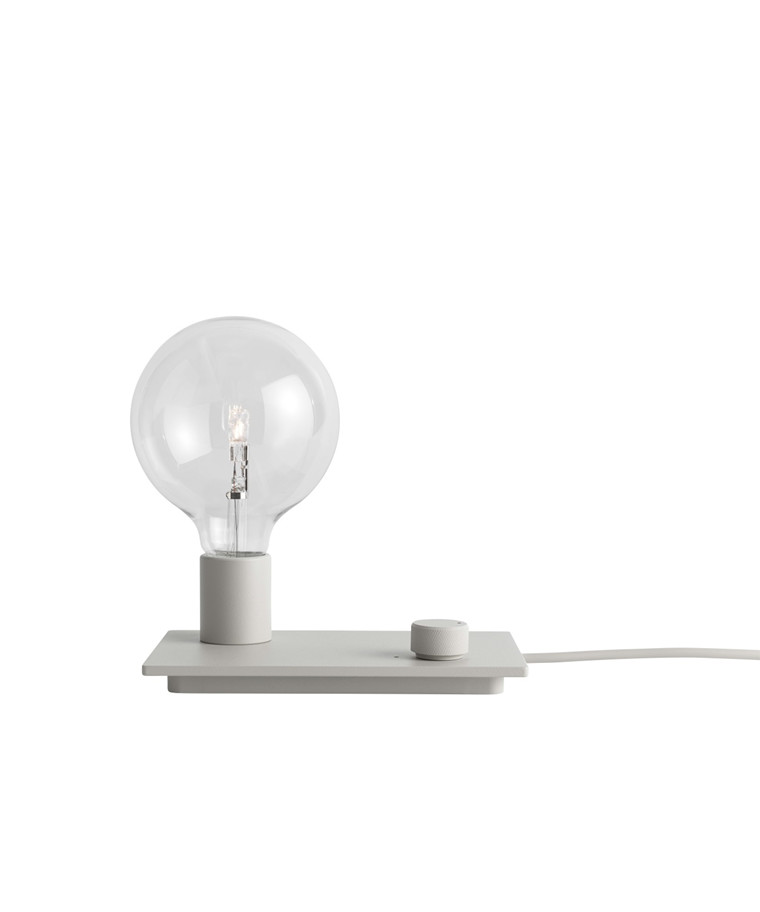 Control Bordlampe Grey - Muuto