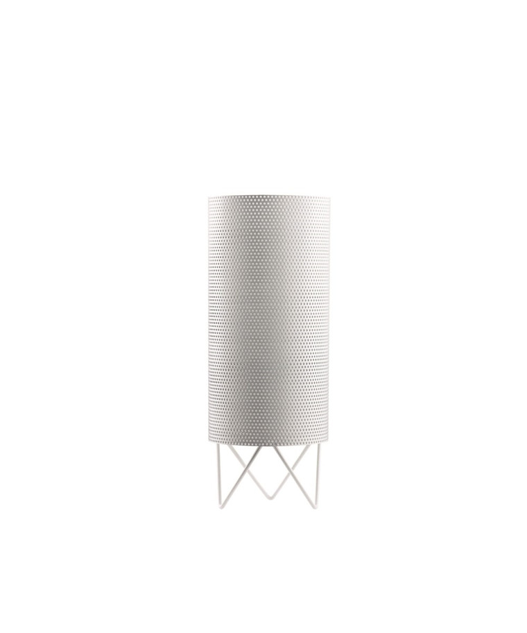H2O Bordlampe Hvid - GUBI