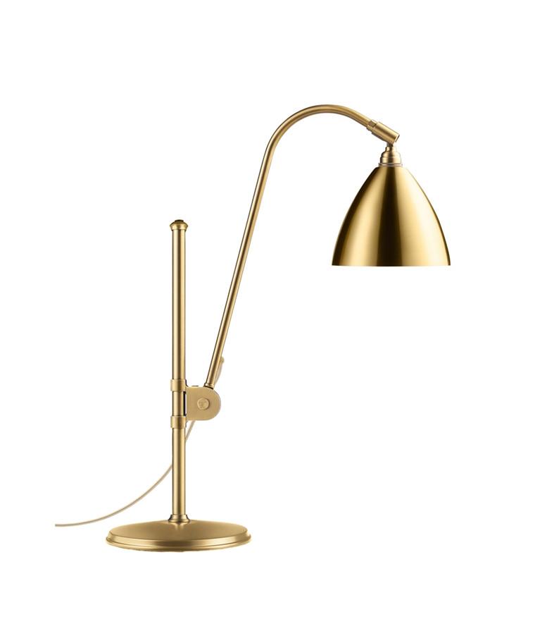 Bestlite BL1 Bordlampe Ø16 Messing/Messing - GUBI