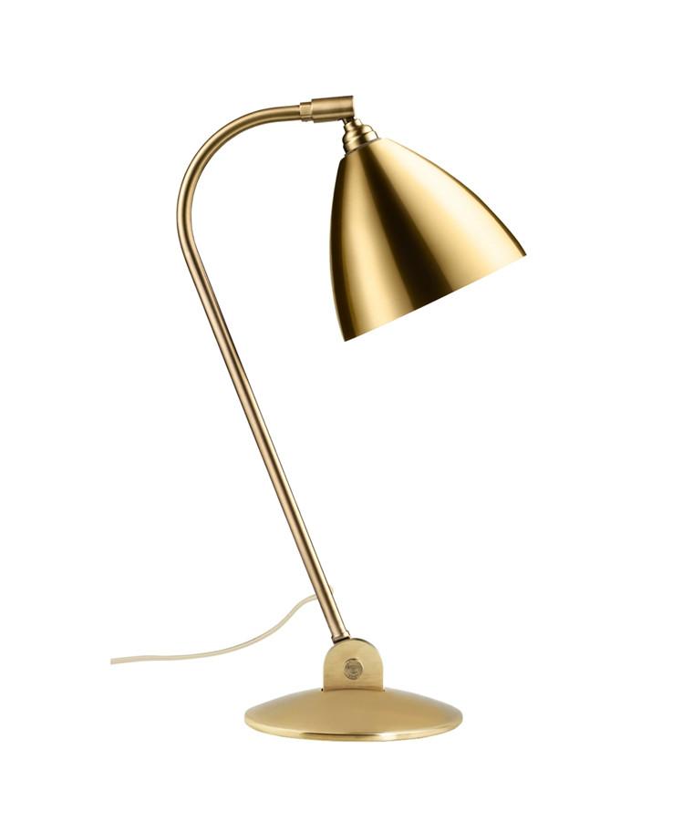 Bestlite BL2 Bordlampe Ø16 Messing/Messing - GUBI