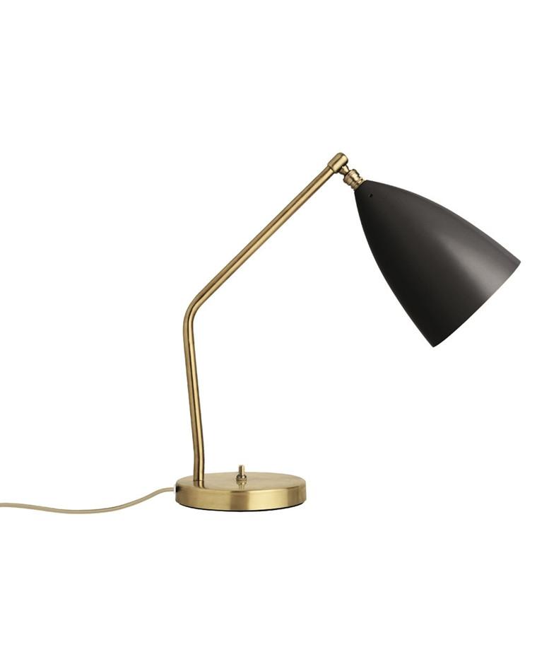 Gräshoppa Bordlampe Jet-Black - GUBI
