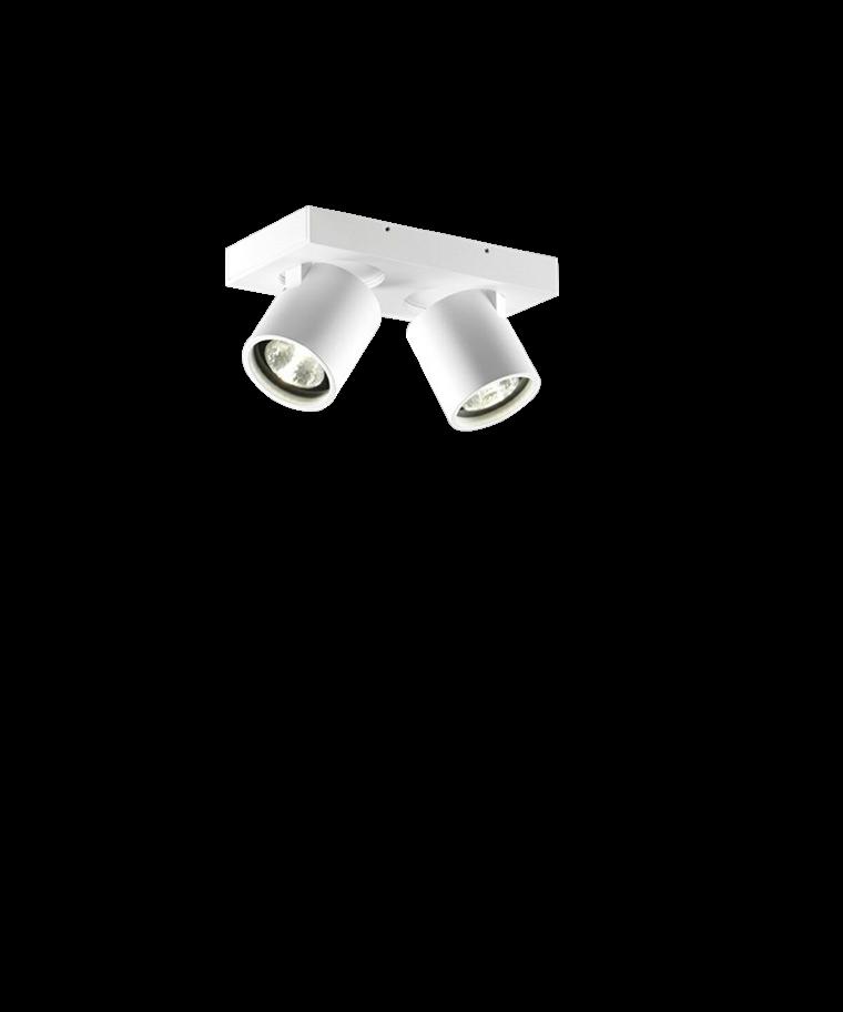 Focus Mini 2 Loftlampe Hvid - LIGHT-POINT