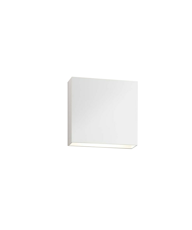 Compact W2 LED Væglampe Hvid - LIGHT-POINT