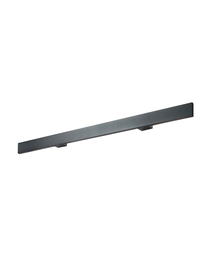 Stick 120 LED Væglampe Sort - LIGHT-POINT