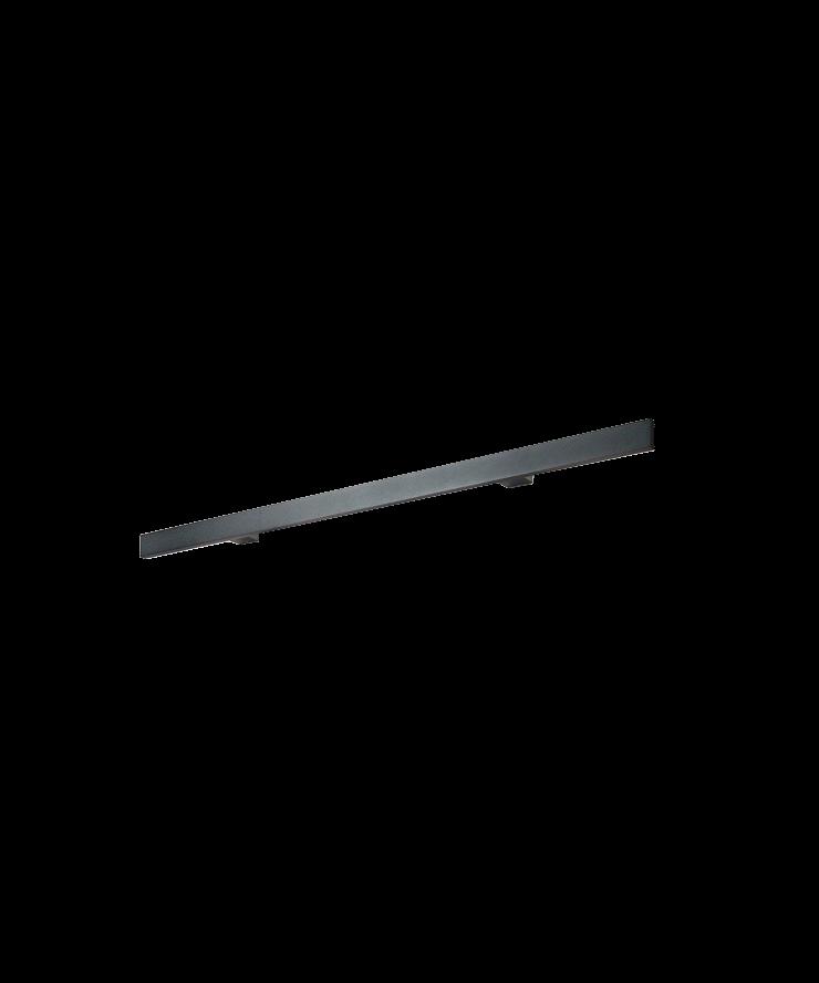 Stick 150 LED Væglampe Sort - LIGHT-POINT