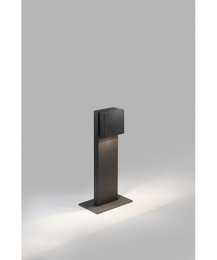 compact w1 ground au enleuchte schwarz light point. Black Bedroom Furniture Sets. Home Design Ideas