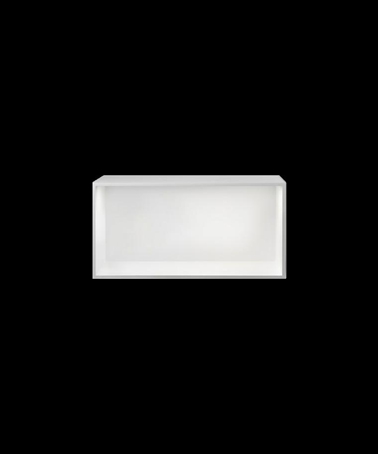 Cab 2 Væglampe Hvid - LIGHT-POINT