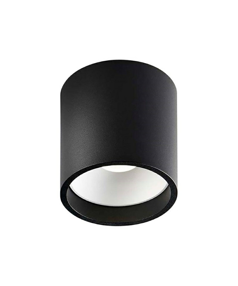 Solo Round Loftlampe Sort - LIGHT-POINT