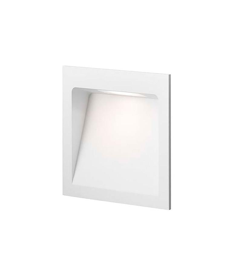 Deli 2 Væglampe Hvid - LIGHT-POINT