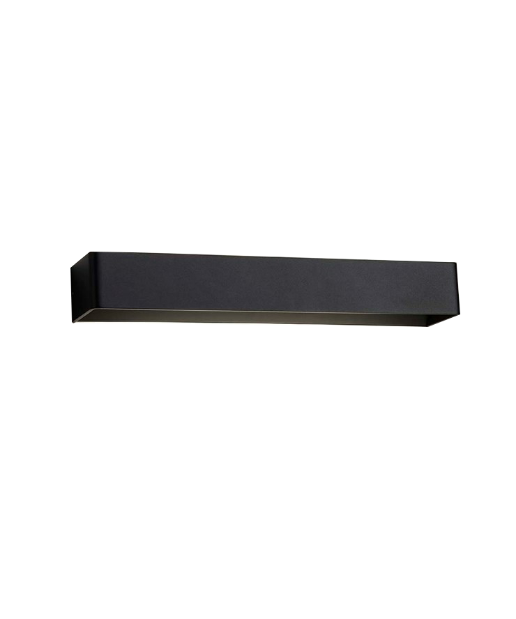 Mood 3 LED Vegglampe Svart  - LIGHT-POINT