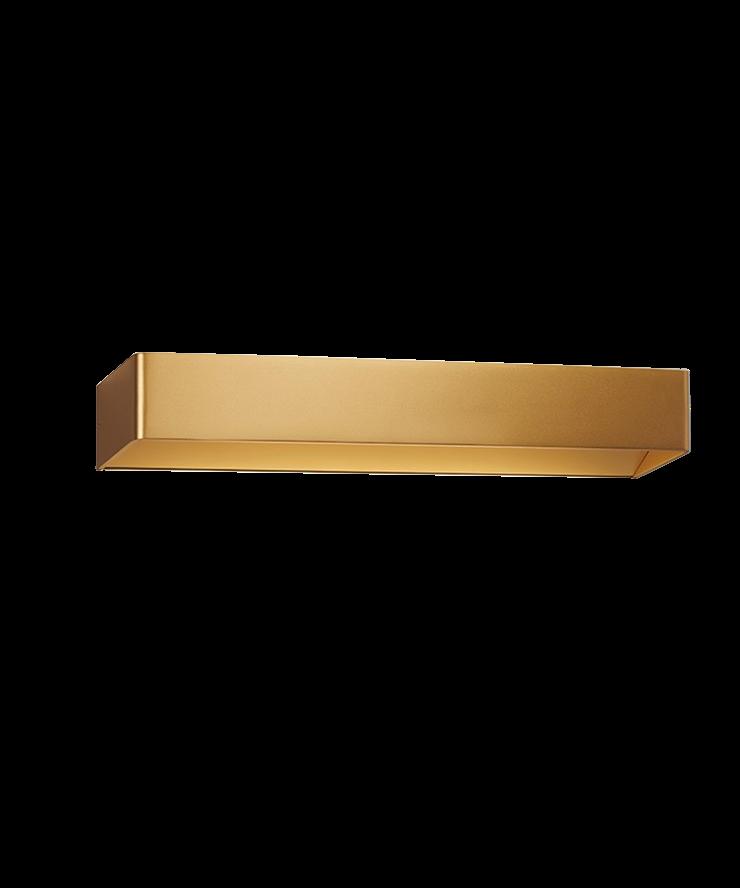 Mood 3 LED Væglampe Guld - LIGHT-POINT