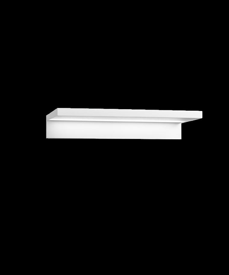 Trix W1 Væglampe Hvid - LIGHT-POINT