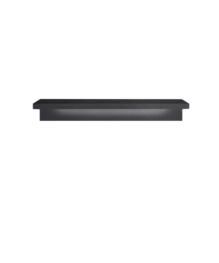 Trix W1 Væglampe Sort - LIGHT-POINT