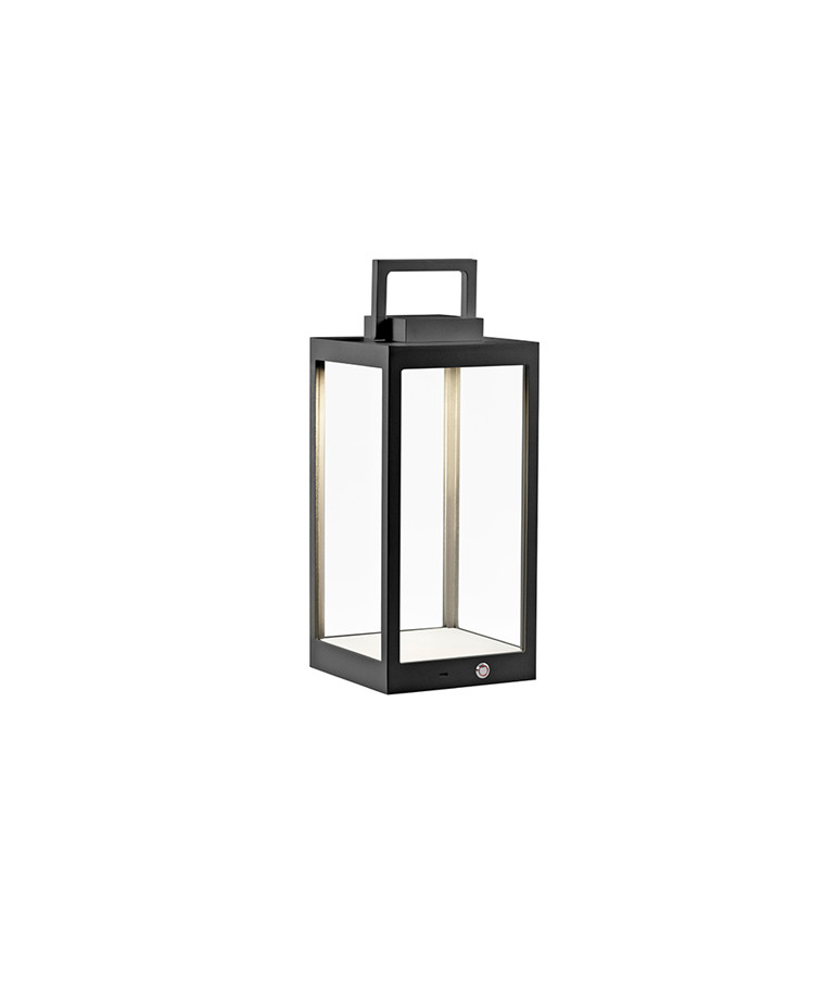 Lantern T1 Udendørs Bordlampe 6W LED Sort Light Point