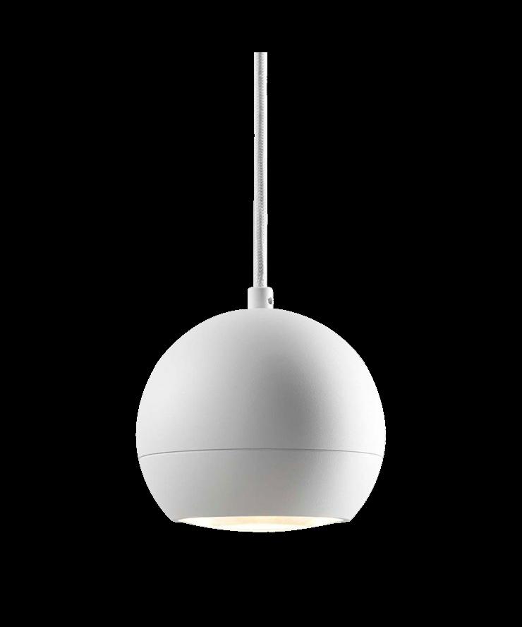 SPY S3 LED Pendel Hvid Ø13cm - LIGHT-POINT