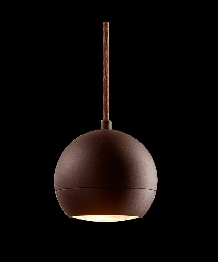 SPY S3 LED Pendel Mocca Ø13cm - LIGHT-POINT
