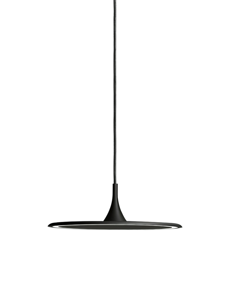 Flat S1 Taklampa Svart - LIGHT-POINT