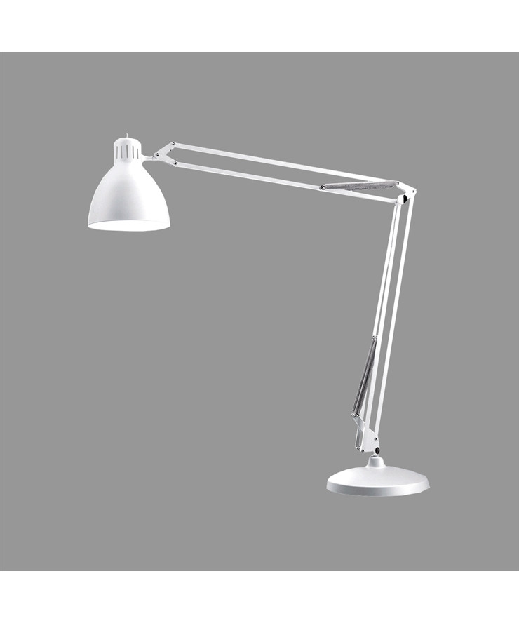 Archi Grande Gulvlampe Hvid - LIGHT-POINT