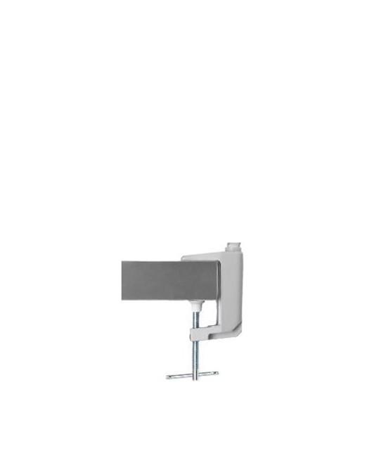 Design  Ronni Gol for Light Point  Koncept  Archi klampe til Archi bordlamperne i hvid.