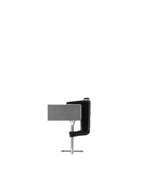 Design  Ronni Gol for Light Point  Koncept  Archi klampe til Archi bordlamperne i sort.