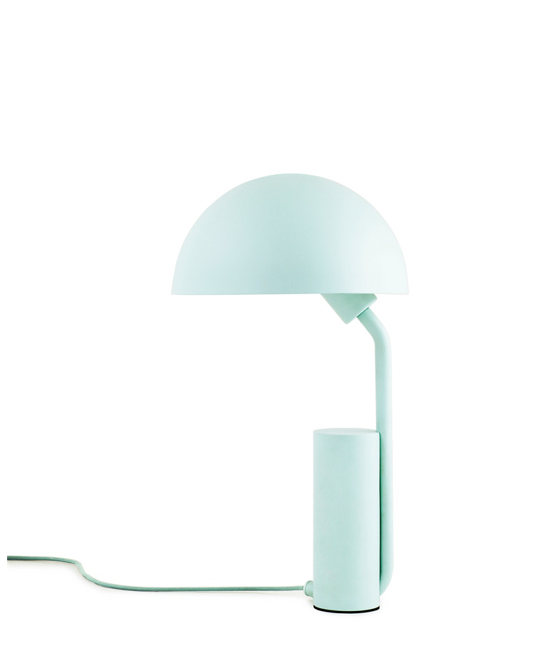 Cap Bordlampe Misty Blue - Normann