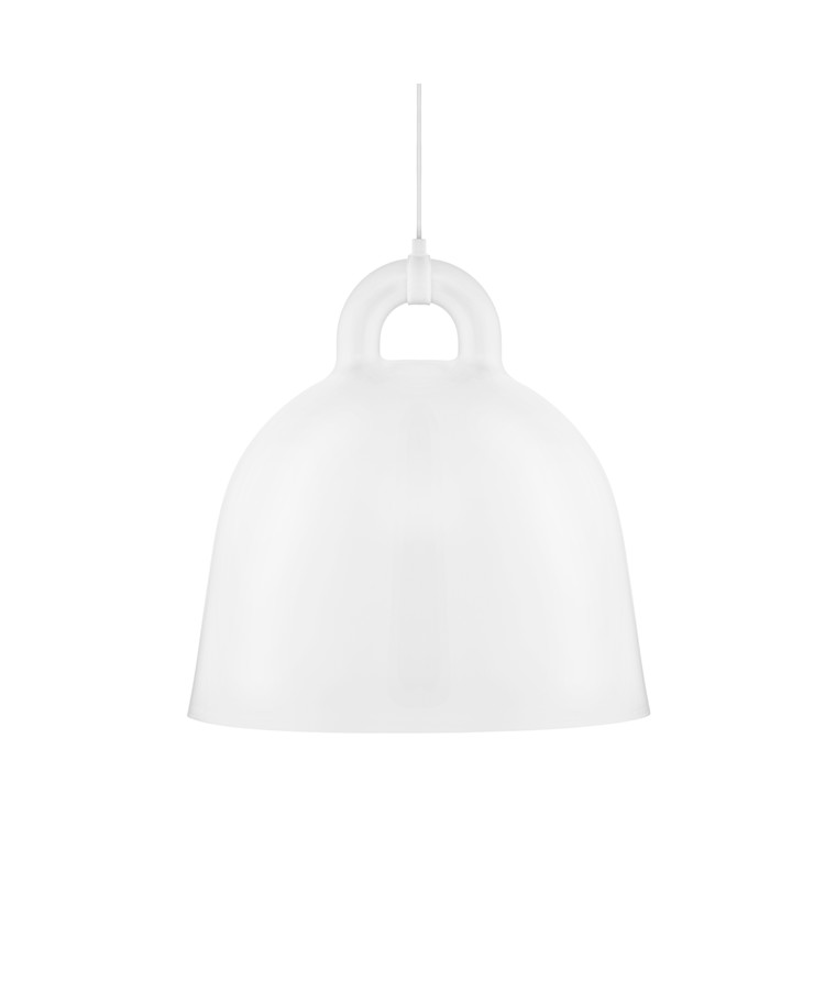 Bell Taklampa Large Vit - Normann