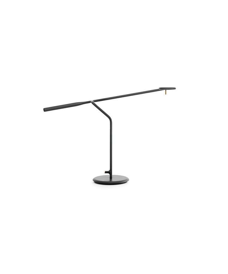 Flow Bordlampe Sort - Normann