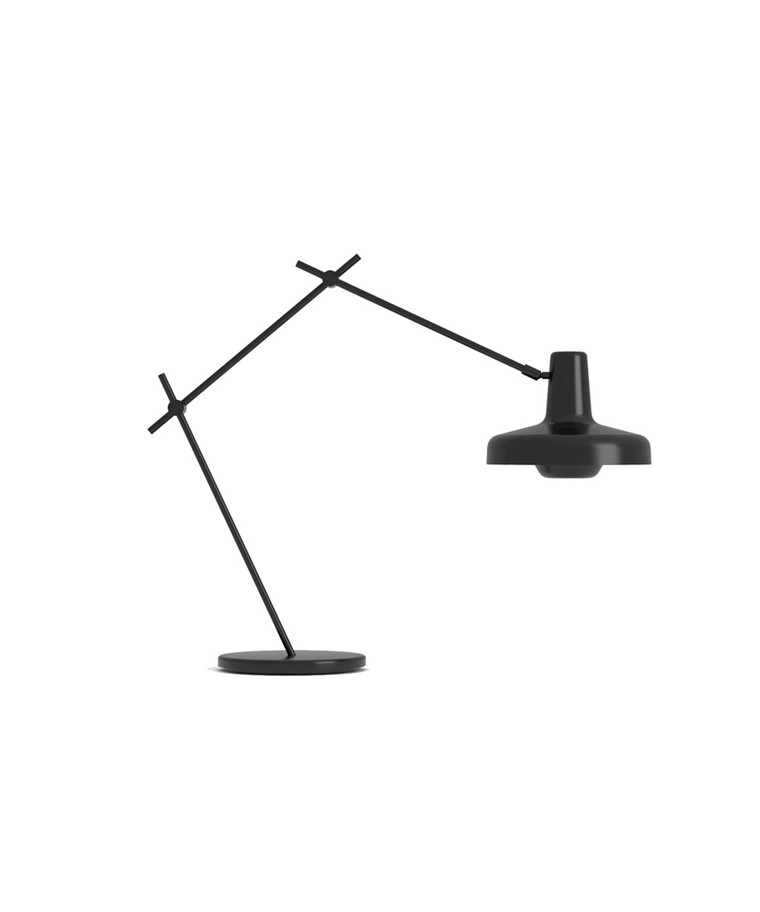 Arigato Bordlampe Sort - Grupa Products