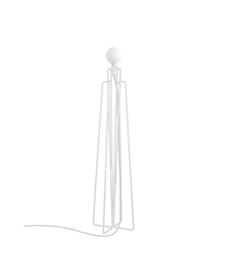 Model 1 Gulvlampe Hvid - Grupa Products