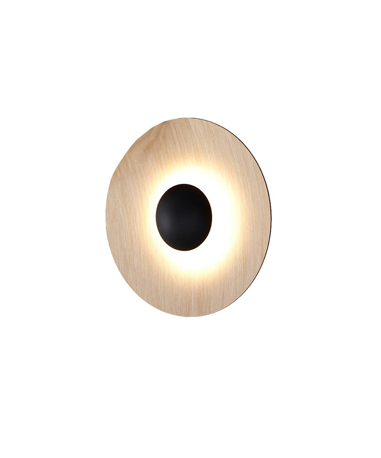 Ginger 42 C Væglampe Oak-Oak - Marset