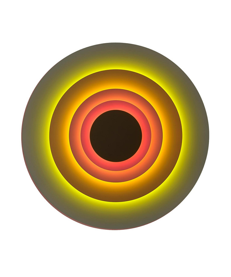 Concentric L Væglampe Corona - Marset