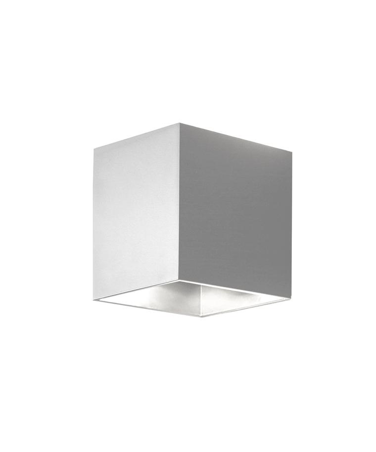 Copenhagen Cube Udendørs Vegglampe Hvit - Aros Design