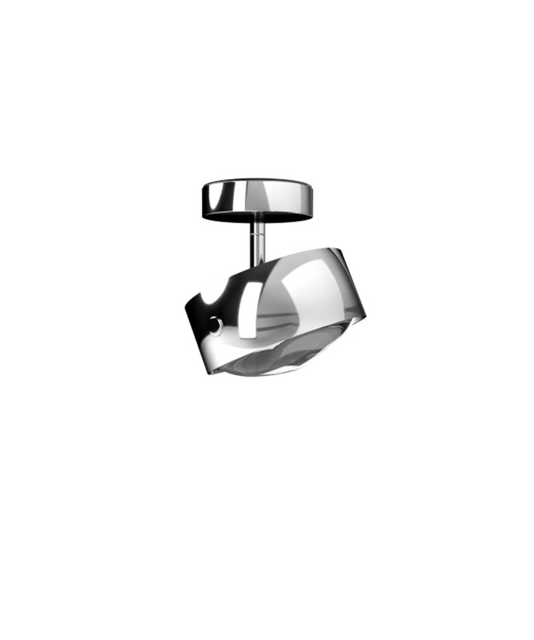 Puk Maxx Turn Down Loftlampe Krom - Top Light