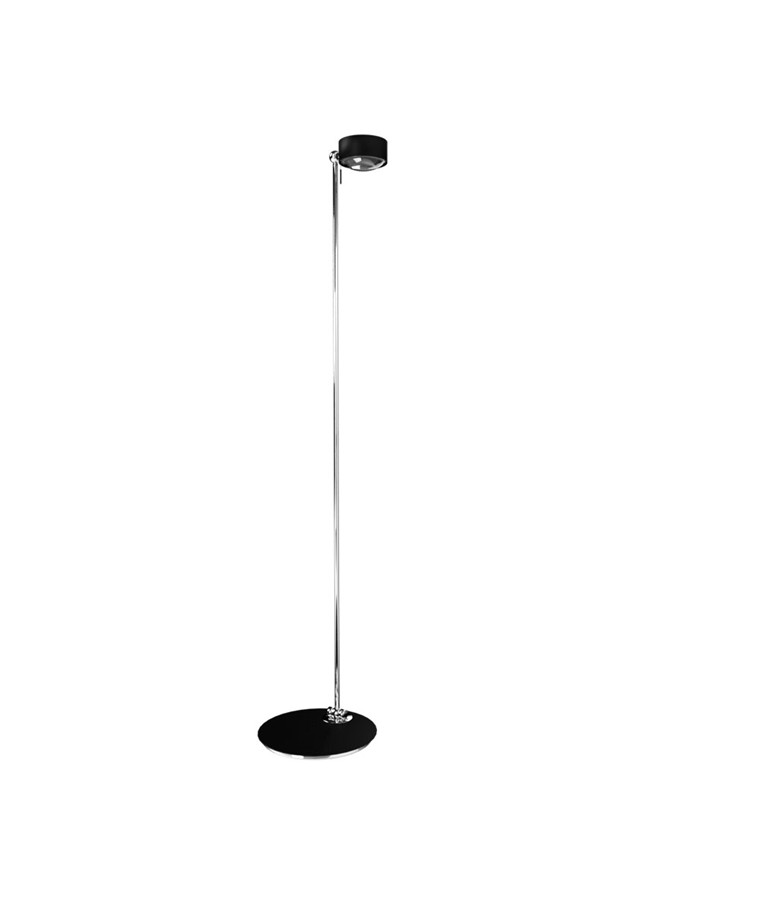 Puk Maxx Mini Gulvlampe Sort - Top Light