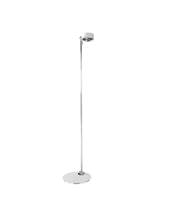 Puk Maxx Mini Gulvlampe Hvid - Top Light