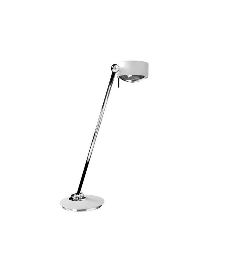 Puk Maxx Single LED Bordlampe Hvid - Top Light