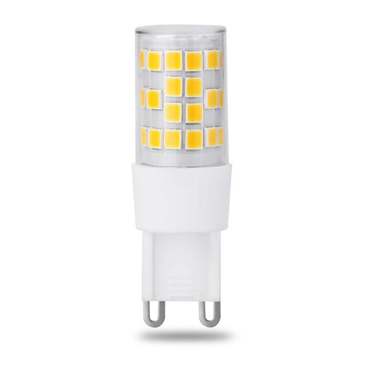 Päronlampa LED 4,2W (350lm) Dimbar G9 - Light Shine