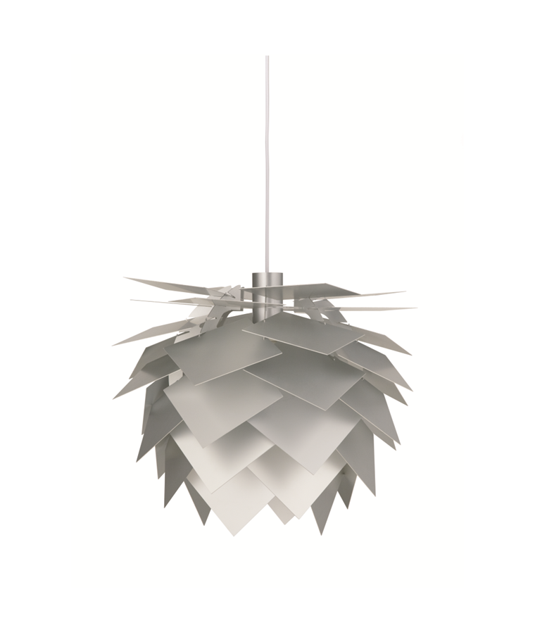 PineApple Medium Aluminium Pendel - DybergLarsen